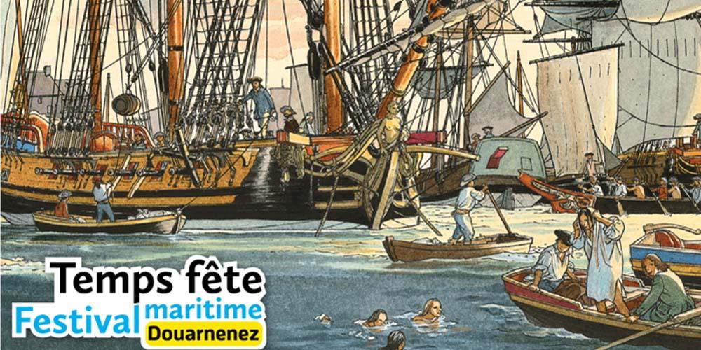Croisière direction Vannes du 26 au 28 juillet